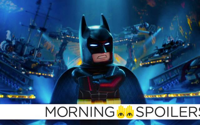 Sequel Lego Batmana najwyraźniej w przygotowaniu
