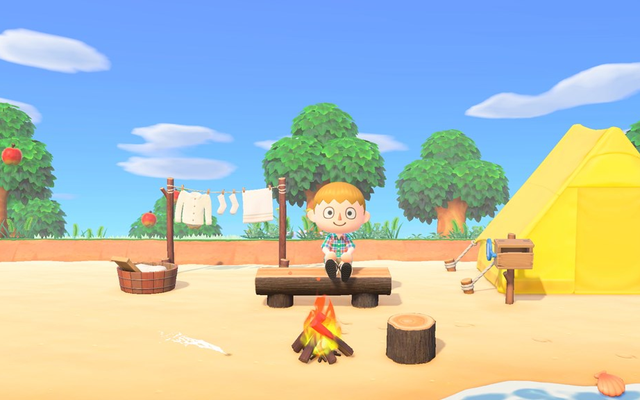 Ça craint d'être le joueur 2 dans Animal Crossing
