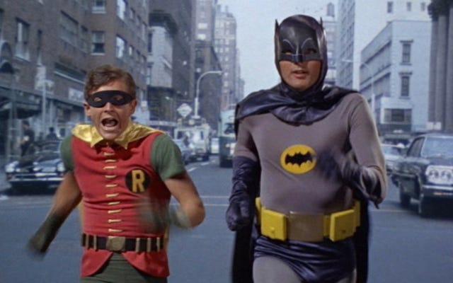 Koneksi Aneh Batman ke Film Baru Quentin Tarantino