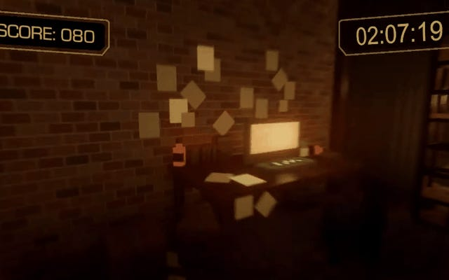 DeusExファンゲームはアダムの嫌なアパートを掃除するだけです