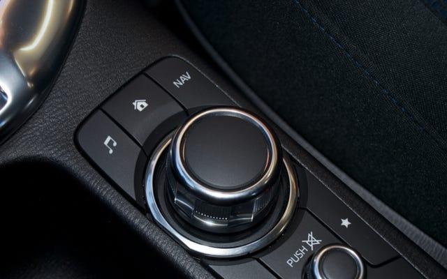 Este es el botón más triste de toda la existencia automotriz