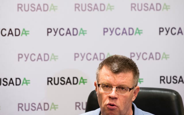 元ロシアのアンチドーピングチーフが52歳で死亡