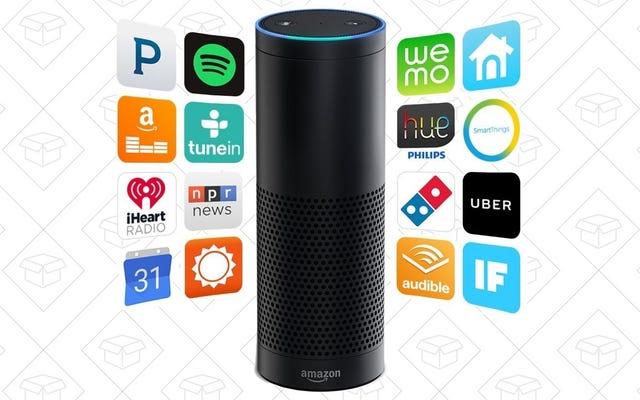 ให้รางวัลตัวเองด้วยเสียงสะท้อนของ Amazon เพียง 120 เหรียญ