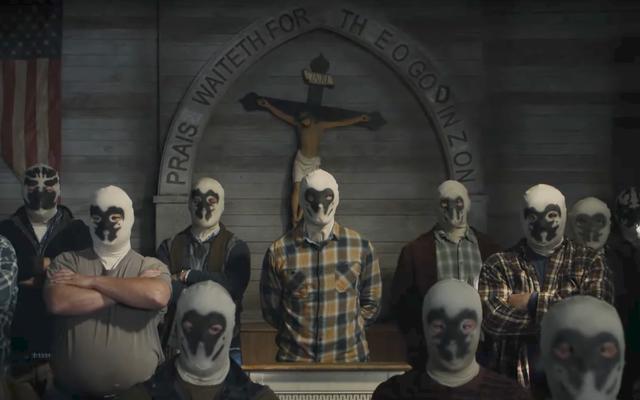 La nuova serie di Watchmen di HBO sarà presentata in anteprima ad ottobre