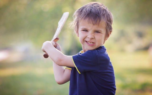 あなたの幼児が打者であるときに何をすべきか