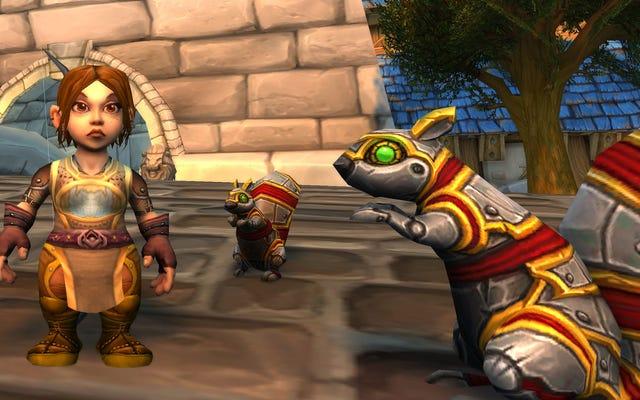 Le pré-patch de World Of Warcraft Legion a été très bon pour moi jusqu'à présent