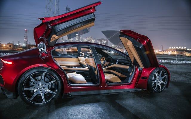 La scommessa sulla nuova auto elettrica di Fisker arriverà alla batteria ...