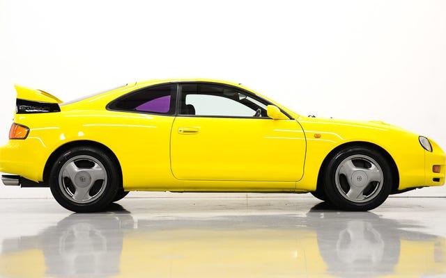 Bạn có thể mua chiếc Toyota Celica GT-Four WRC 1994 gần như nguyên sơ này với giá chỉ 17.995 USD