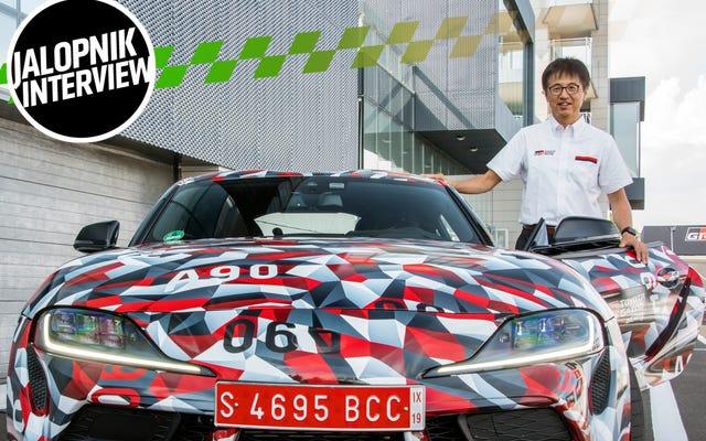 टोयोटा का प्रदर्शन बॉस 1997 में एक नया सुपाड़ा बनाने जा रहा था। इसके रद्द होने के वर्षों बाद, वह आखिरकार उसका मौका हासिल करता है