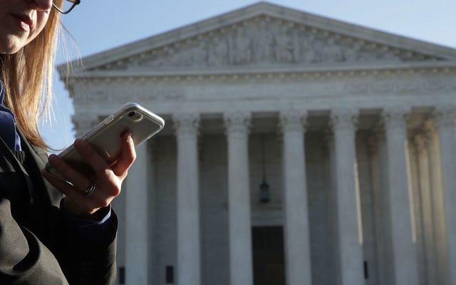 La Cour suprême s'apprête à entendre une affaire historique concernant la taxe de vente en ligne