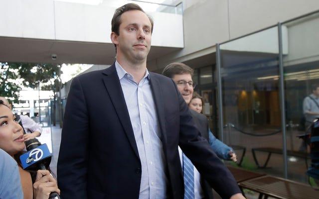 L'ex guru dell'auto a guida autonoma di Google è probabilmente destinato alla prigione