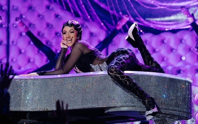 Bây giờ Cardi đã giành giải Grammy, Cô ấy sẽ nhận được bánh quy?