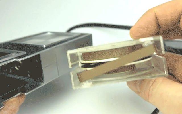 Hay una buena razón por la que este extraño y antiguo formato de casete no funcionó