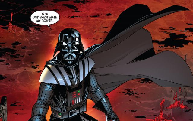 ดาร์ ธ เวเดอร์ฝันถึงการแก้แค้นนิยาย Sith Fan ของตัวเอง