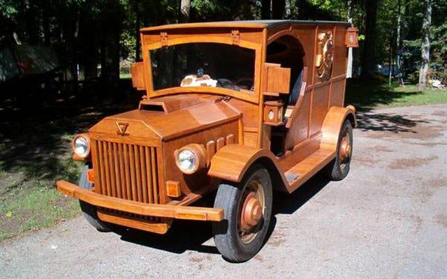 Untuk $ 24.000, Akankah Ford V8 Kustom 1936 Ini Membuat Anda Bertanya, Akankah Saya?