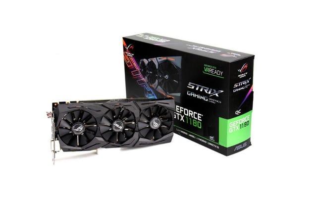 Tất cả các dấu hiệu chỉ ra bản phát hành cuối tháng 8 cho GPU GTX 1180 mới của Nvidia
