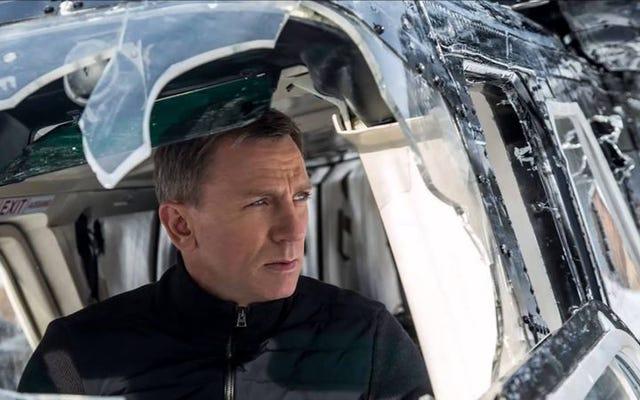 บ็อกซ์ออฟฟิศสุดสัปดาห์: Spectre ยังคงฉายต่อในโรงภาพยนตร์