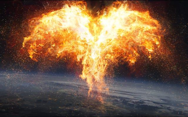 Konsep Seni Dark Phoenix Lebih Baik Dari Apa Pun di Film, Tidak Mengejutkan Siapa Pun