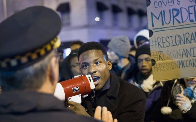 ラカン・マクドナルドの死を隠蔽した警官がシカゴの給与計算に戻った