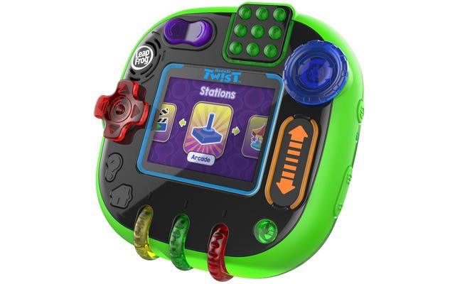 Le premier Game Boy de bébé enseigne à vos enfants les joies du jeu avec des boutons physiques