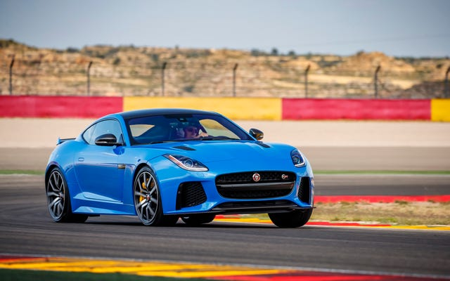 Możesz dostać do 30 000 $ zniżki na zupełnie nowy Jaguar F-Type