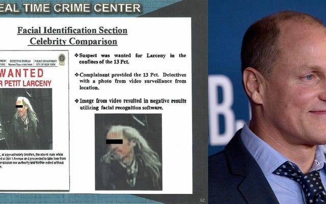 Les États-Unis insèrent des photos de célébrités dans un logiciel de reconnaissance faciale pour résoudre des crimes