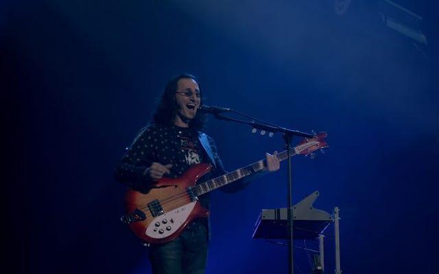 RushがR40Liveのライブトラックを初公開、11月20日にフルコンサートフィルム/ CDがリリース