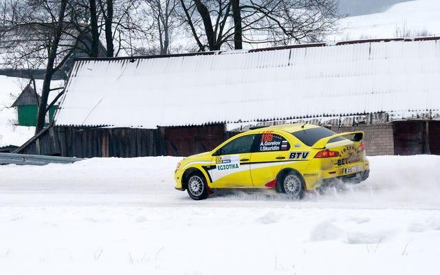 Oto pięć świetnych wskazówek dotyczących jazdy zimą