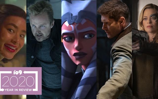 Momen TV Terbaik dan Terburuk tahun 2020