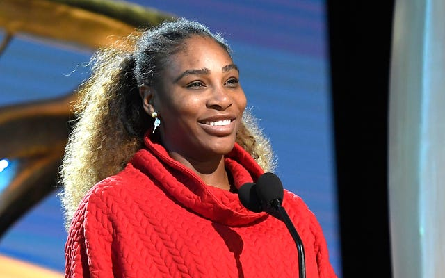 Voici le buzz: Serena Williams fait équipe avec Bumble pour investir dans les femmes de couleur