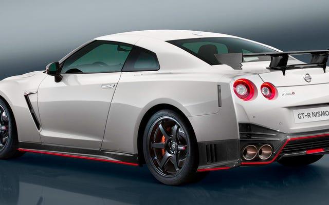 2017 Nissan GT-RNismoは最初のGT-Rよりも$ 100,000高価になりました