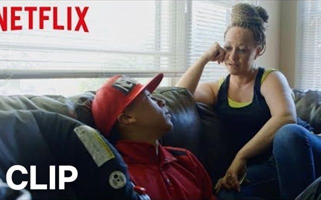 トライベッカ映画祭2018:レイチェル:黒人の償還の歌はありません