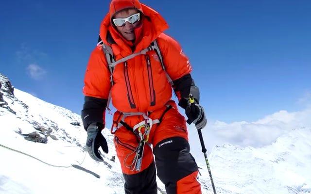 El alpinista Ueli Steck, que batió récords, muere mientras se preparaba para el histórico ascenso al Everest