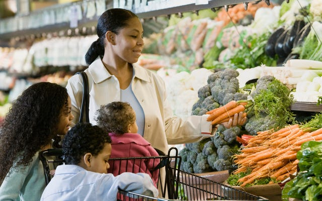 食料品店の混雑が最も少ないのはいつですか。Googleには統計があります