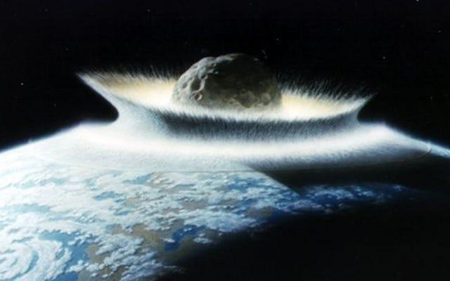 世界中の天文学者は、地球を脅かす巨大な小惑星の可能性について訓練しています