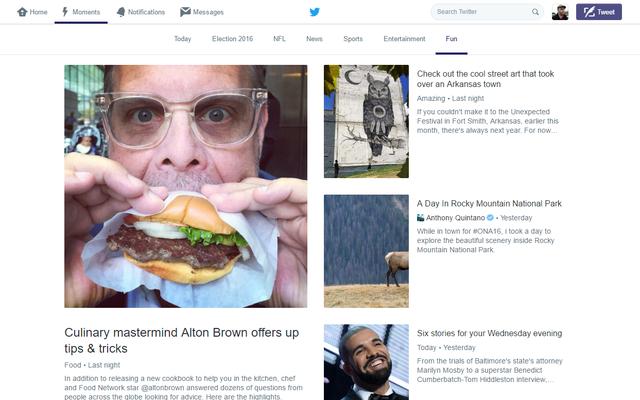 Twitter Artık Herkesin Anlara Tweet Toplayıp Web Sayfalarına Yerleştirmesine İzin Veriyor
