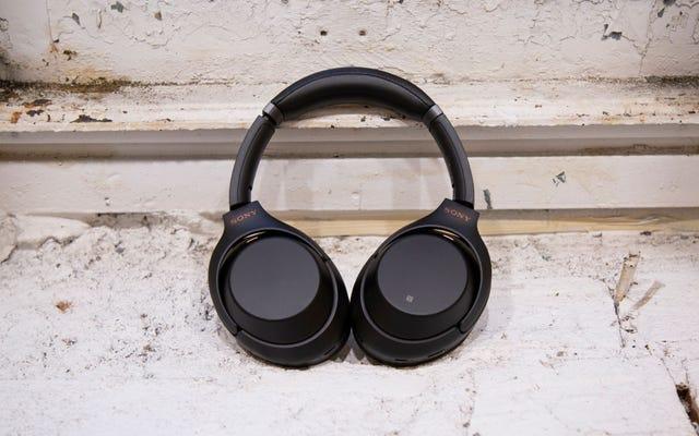 Escuche: los mejores auriculares con cancelación de ruido por solo $ 238 ahora mismo