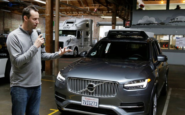 Uber, Google Teknik Dosyalarını Alıp Saklamadığına Dair Belirsizliğe Rağmen Sürücüsüz Araç Mühendisini Kiraladı