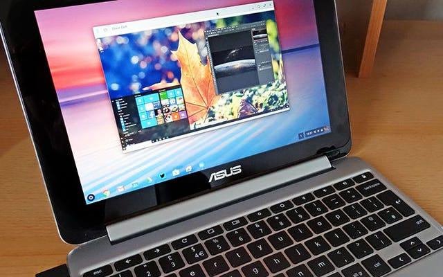 ChromebookでWindowsおよびmacOSアプリを入手する方法