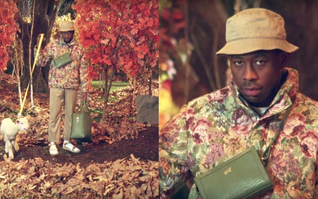 Forest, but Make It Fashion: Tyler, The Creator presenta la sua ultima collezione GOLF