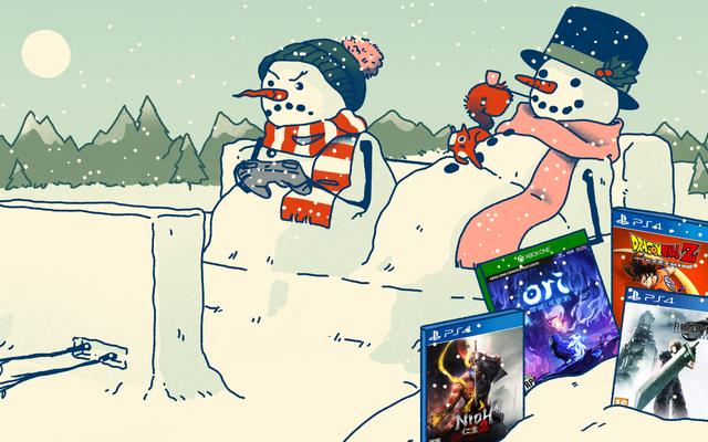Ogni grande partita in uscita nell'inverno 2020