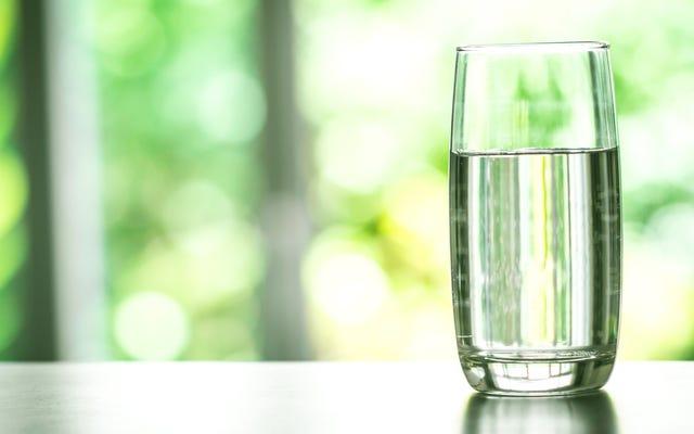 ろ過水を飲む必要がありますか、それとも蛇口は大丈夫ですか?