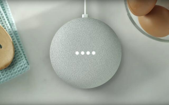 Los altavoces inteligentes de Google están listos para venderte un montón de basura