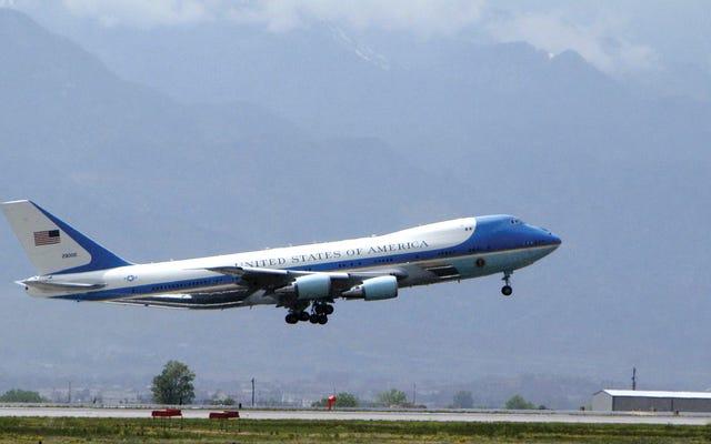 Los aviones no entregados de Rusia comprados en ofertas de la USAF para el Air Force One: informe [ACTUALIZACIÓN]