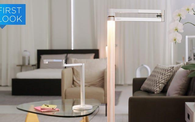 Dyson a encore amélioré la lampe, mais pas le prix