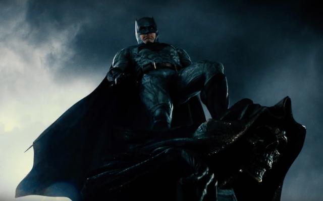 Pour la dernière fois, Batman n'est pas un métahumain