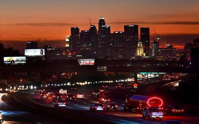 La contaminación por gases de efecto invernadero de California está aumentando nuevamente