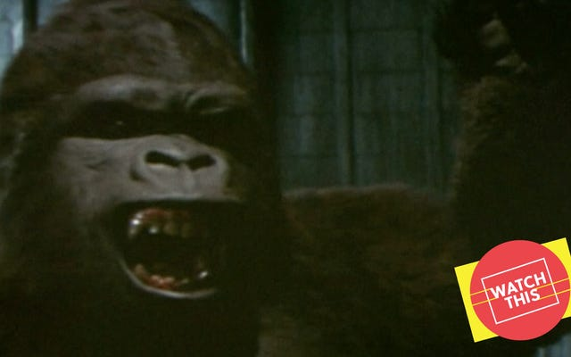 King Kong tahun 70-an meluncurkan dan merusak karier Jessica Lange muda