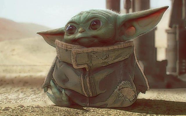 Il y a plus dans le concept art du mandalorien que 'Baby Yoda'