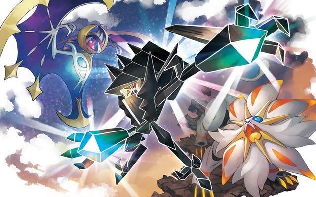 Ultra Güneş ve Ay, Pokémon'un ne kadar değişmesi gerektiğinin harika bir hatırlatıcısıdır